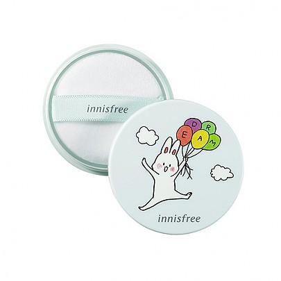 [Innisfree] (19 LTD) 控油脂矿物质粉 #01