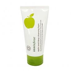 [Innisfree] 苹果籽深层洁净泡沫面膜  150ml