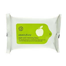 [Innisfree] 苹果籽卸妆湿巾 (15张)