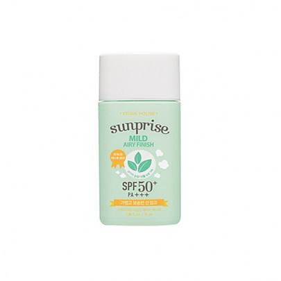 [爱丽小屋]Sunprise无油水润防晒乳液SPF50 PA+++ 55ml