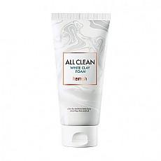 heimish All Clean White Clay Foam 全效清洁洗面泡沫 150g