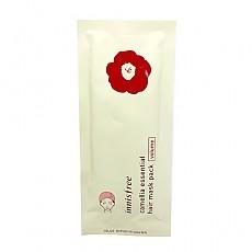 [Innisfree] Camellia Essential Hair Mask Pack (Volume)