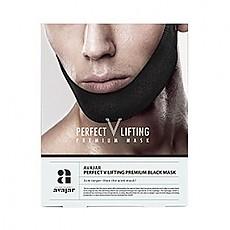 [Avajar] Perfect V 提拉紧致高级黑色面膜 1张