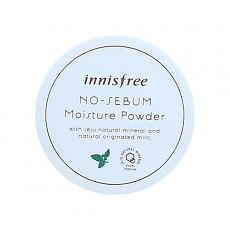 [Innisfree] No Sebum Moisture Powder 5g