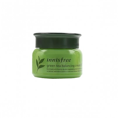 [Innisfree] Green Tea Balancing Cream EX 50ml