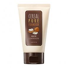 [SOME BY MI] Cereal Pore Foamcrub 100ml