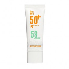 [I'm Sorry For My Skin] 日常镇静防晒霜 SPF50+PA++++ 40ml